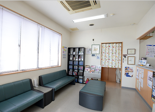 大村駅(長崎県) 出口車 10分 スマイル歯科 大村市の待合室写真3