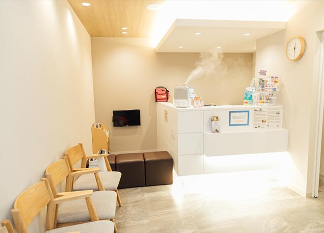 大森駅(東京都) 徒歩 2分 大森わたなべ歯科の待合スペースの風景写真3
