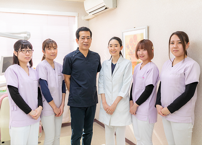 久喜駅 西口車 7分 あまがい歯科医院写真1