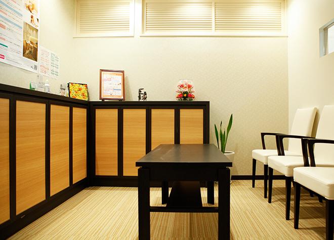 大森駅(東京都) 北口徒歩 1分 横須賀デンタルオフィスの待合室の風景写真5