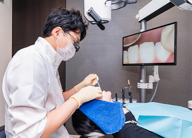 再発防止で健康な歯を維持!当たり前の治療を丁寧に!