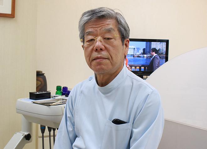 生田歯科医院の院長先生