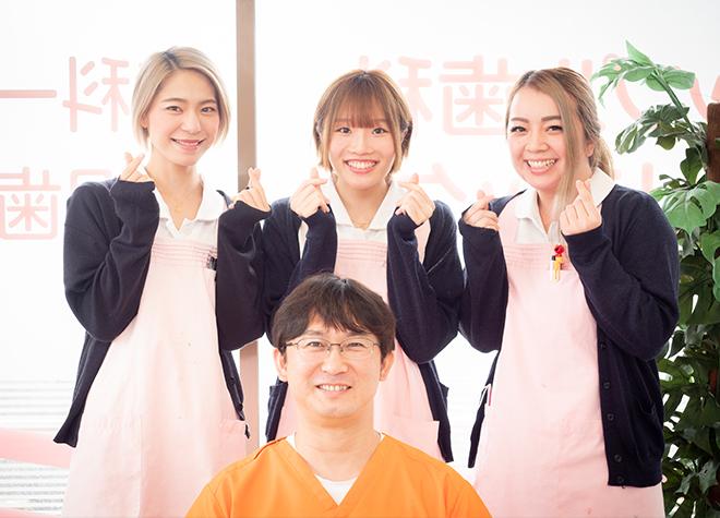 越谷駅 東口徒歩 9分 アップル歯科クリニック写真1