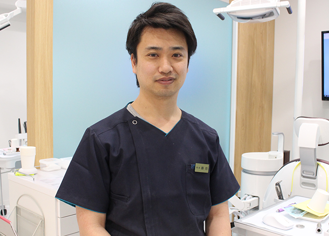 ふじた歯科クリニック 歯科医師