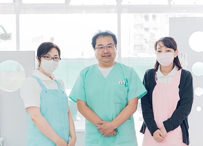 北坂戸駅西口 車7分 にっさい歯科の写真1