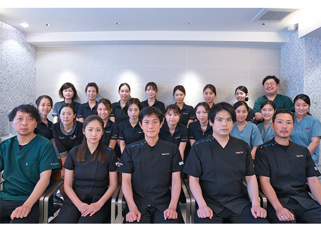 長堀橋駅 2B出口徒歩 2分 タニオ歯科クリニック写真1