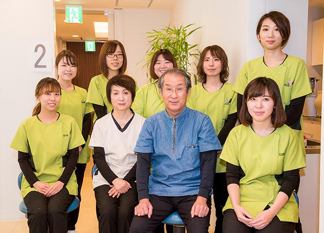 津島歯科クリニック(広島市中区)の画像