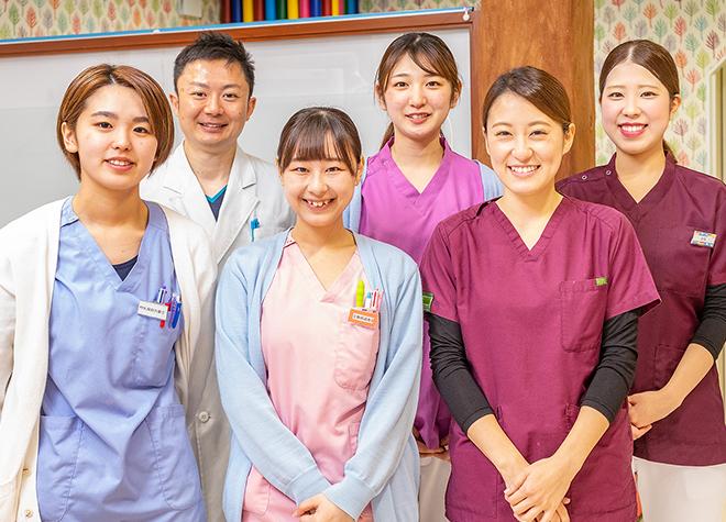 おぎ原歯科医院のスタッフ写真