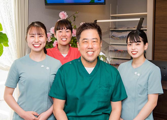 西阿知駅 出口徒歩 11分 西阿知クォーツ歯科クリニック写真1