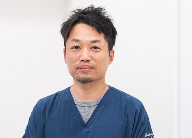松崎歯科医院の院長先生