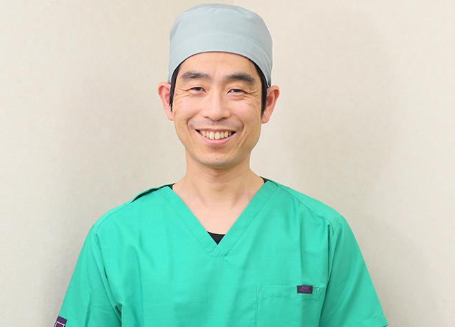 ほんま歯科の院長先生