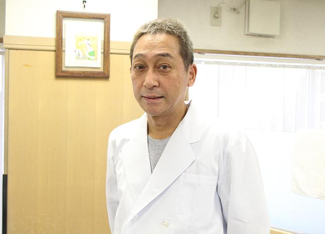斉藤歯科医院の院長先生