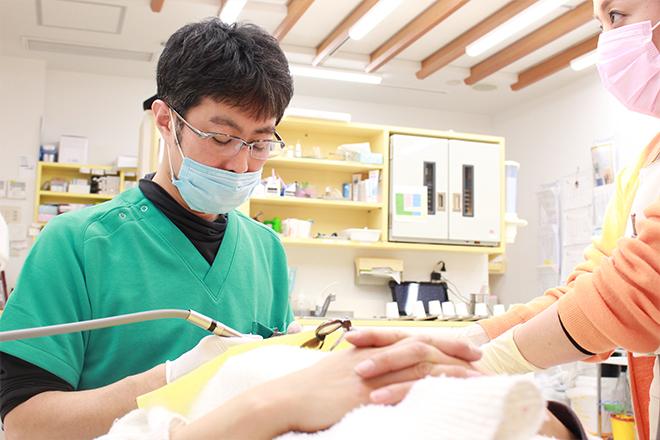 金沢駅 徒歩15分 金澤むさし歯科医院のスタッフ写真4