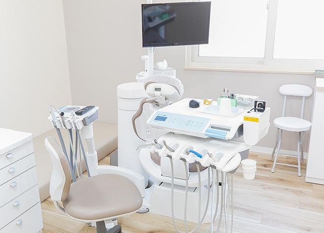 清潔な治療環境!器具の滅菌やこまめな換気