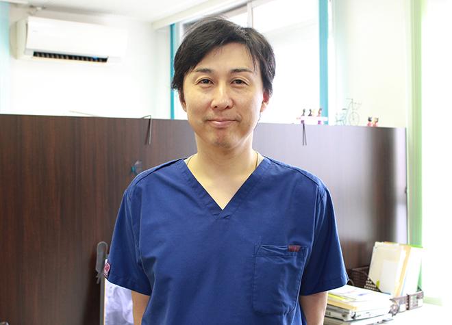 杉江歯科 院長