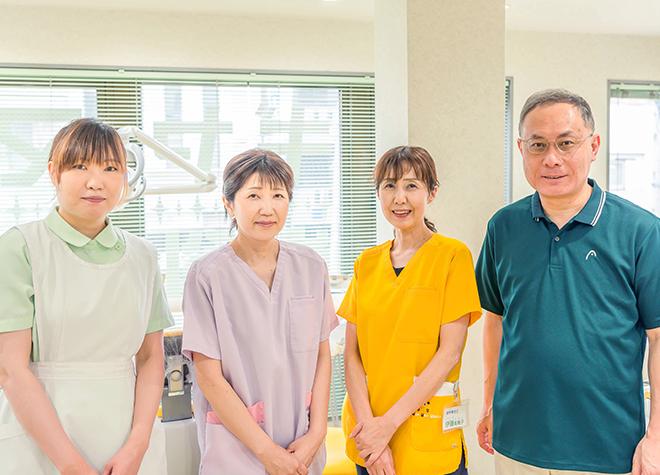 鶴間駅 東口徒歩 1分 スギヤマ歯科医院の写真1