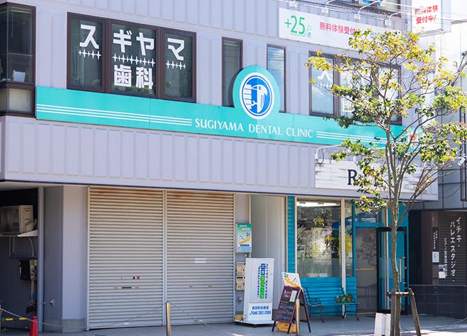 鶴間駅 東口徒歩 1分 スギヤマ歯科医院の写真5