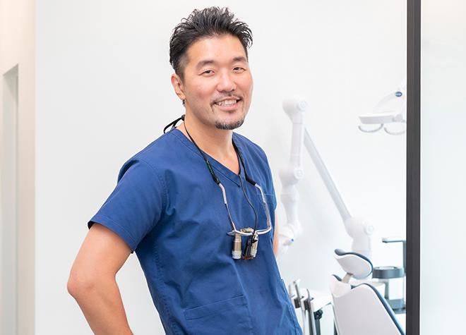横浜日吉おおとう歯科の院長先生