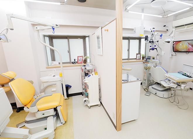 築地駅 4番出口徒歩 1分 別部歯科診療所写真6