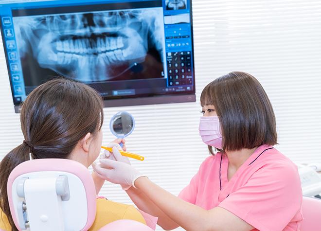 歯科衛生士によるブラッシング指導!トラブルを未然に防ぐ