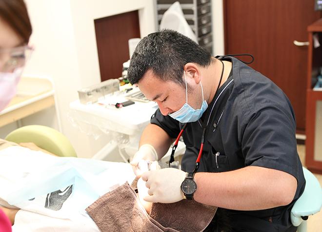 長岡京アゼリア歯科のスライダー画像4