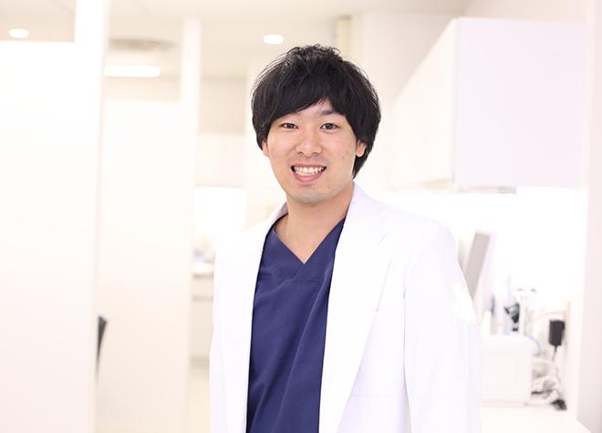 千賀デンタルクリニックの院長先生