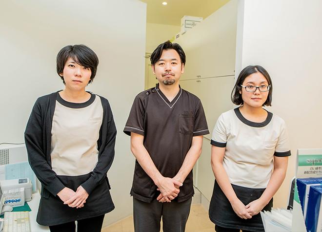 江坂駅 1号出口徒歩 3分 かわらもと歯科写真1