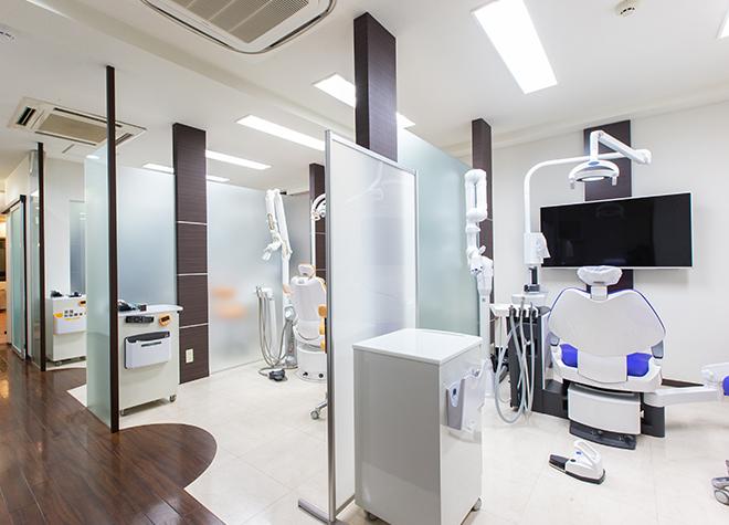蒲田駅 東口徒歩15分 かず歯科室の写真6