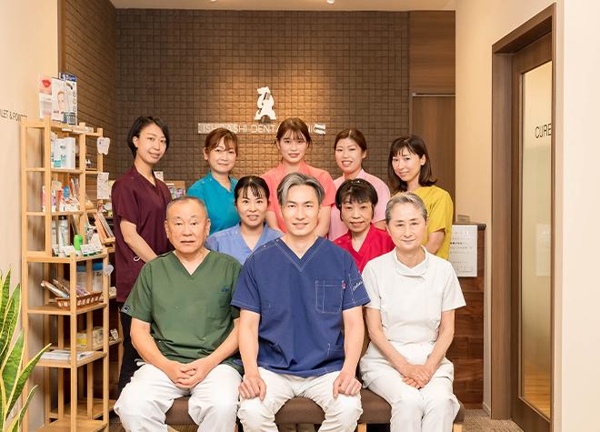 福大前駅 車 8分 いしばし歯科 小児・矯正歯科クリニック写真1