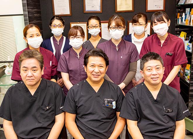 南大沢駅 出口徒歩 1分 南大沢歯科医院(八王子院)写真1