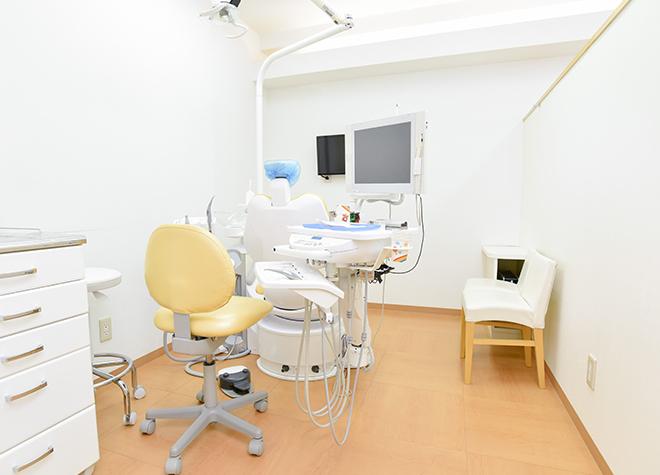 予防と治療のスペースを分離