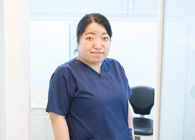 あいおい歯科新宿駅西口医院の院長の写真