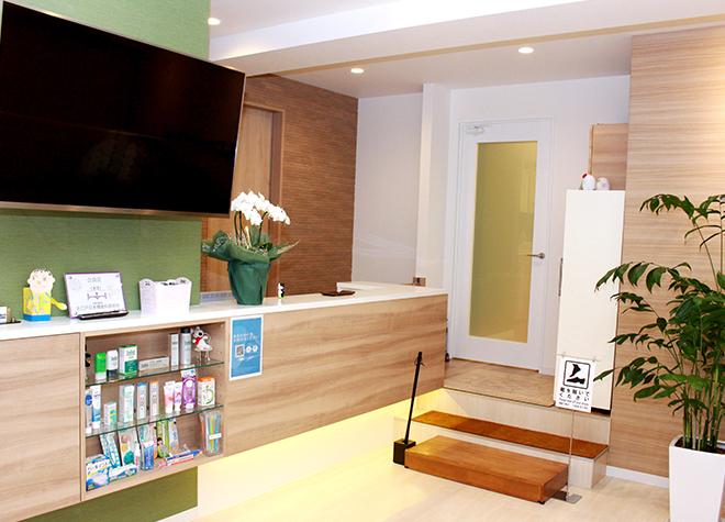 小伝馬町駅 出口徒歩 1分 TI歯科医院写真3