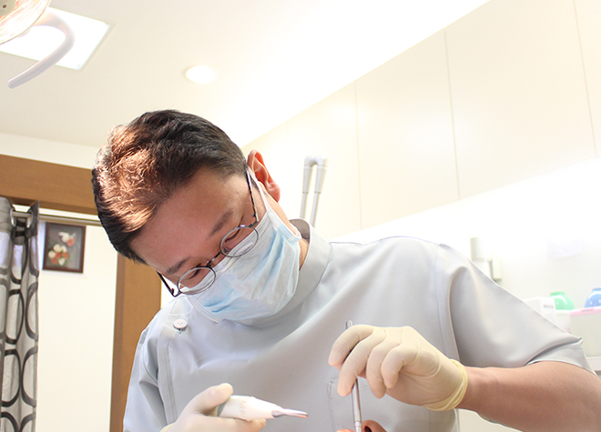 歯周病予防のためにブラッシング指導!ケア用品にあわせて提案