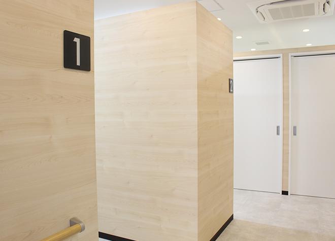 阿波座駅 1番出口徒歩 1分 阿波座スマイル歯科写真3