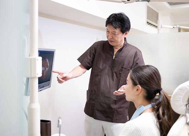 武蔵小金井駅 徒歩 3分 秋澤歯科医院の秋澤歯科医院写真4