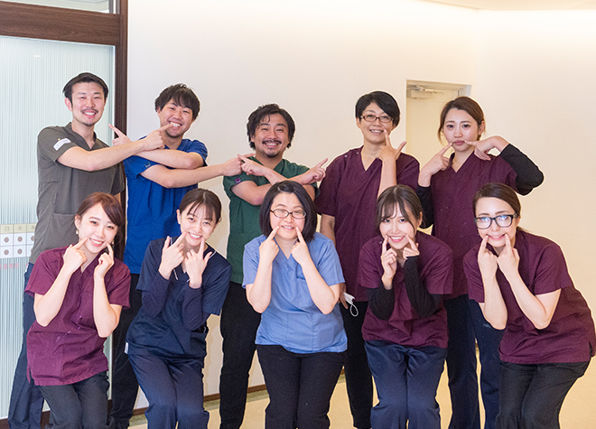 蒲田駅 出口徒歩 1分 クリーン歯科写真1