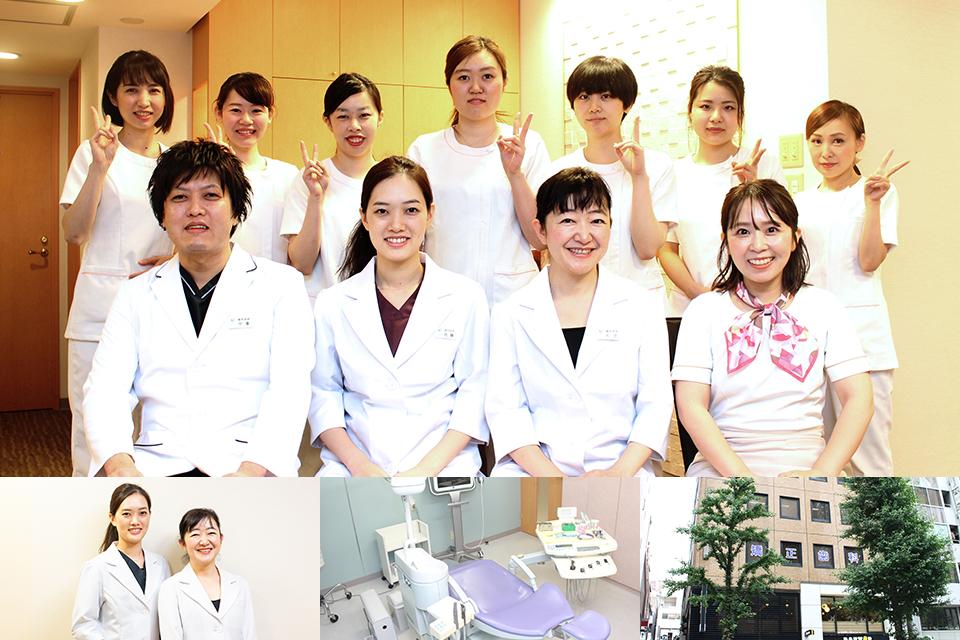 新宿駅 出口徒歩 3分 新宿スワン歯科・矯正歯科写真1