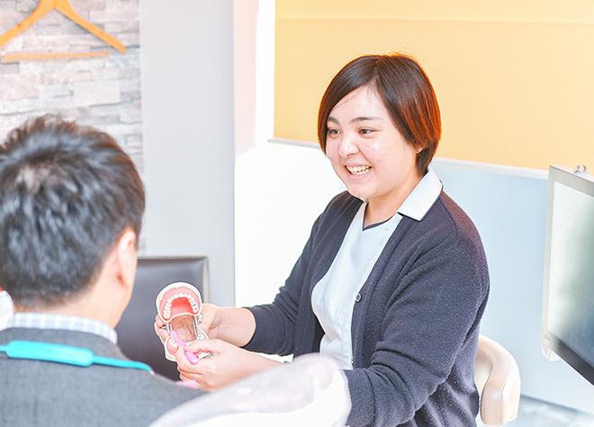 しんかな歯科の画像