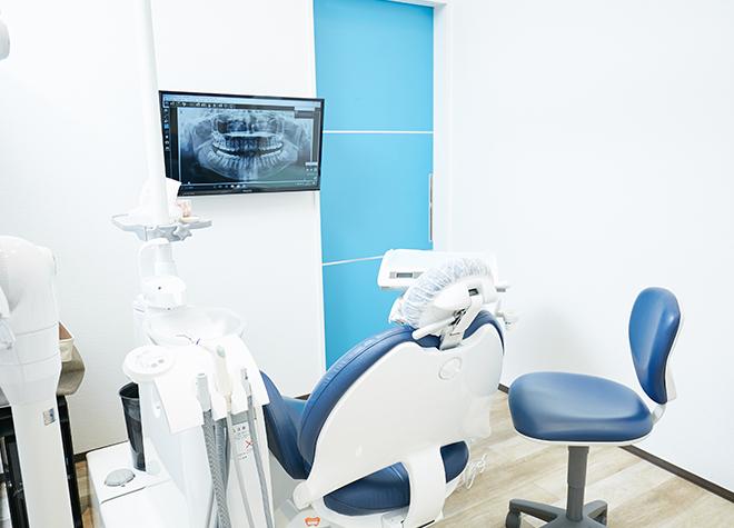 たまプラーザ駅 北口徒歩 5分 ニコデンタルクリニックのニコデンタルクリニック 診療室写真5