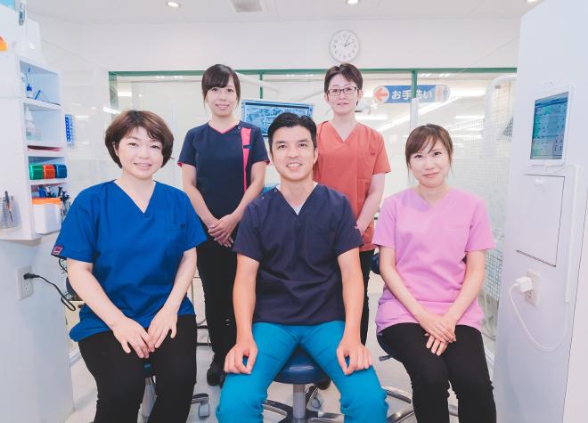 行徳駅南口 徒歩5分 プルメリア歯科写真1