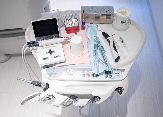 国立駅 南口徒歩 3分 いさむ歯科クリニックの院内写真4