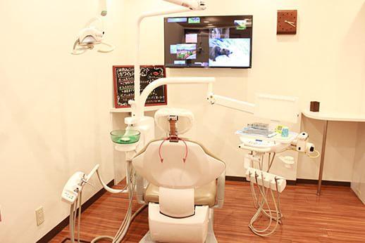 文の里駅 3番出口徒歩5分 文の里歯科クリニック写真5