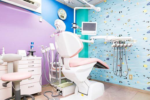 まりん歯科 小児歯科医院の画像