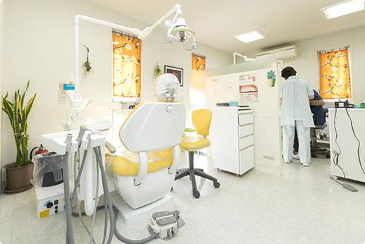 越谷駅 出口徒歩10分 あらかき歯科医院写真3