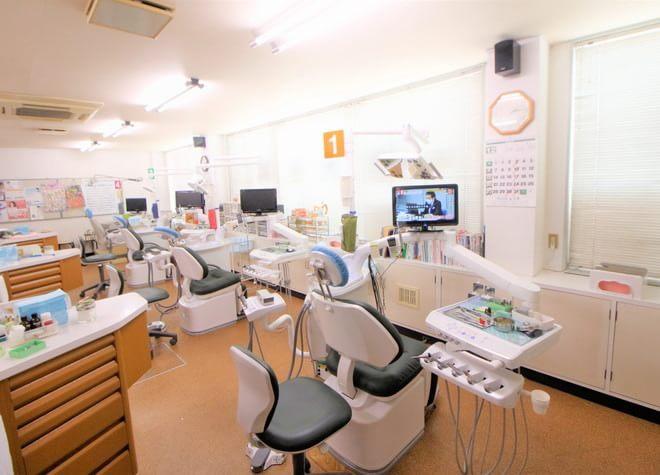 白子駅 西出口徒歩 4分 岩沢歯科の治療台写真3