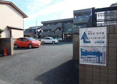 川崎駅 東口 バスのりば3 臨港バス15分 野末整形外科歯科内科(歯科専門受付)の院内写真2