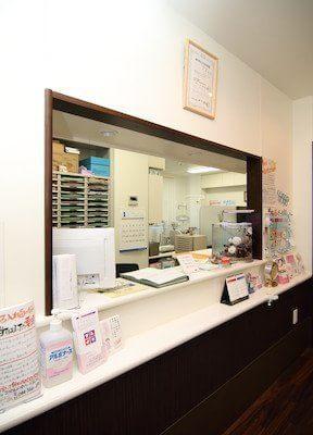 川崎駅 東口 バスのりば3 臨港バス15分 野末整形外科歯科内科(歯科専門受付)の院内写真4