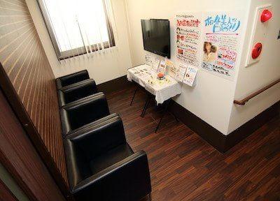 川崎駅 東口 バスのりば3 臨港バス15分 野末整形外科歯科内科(歯科専門受付)の院内写真5