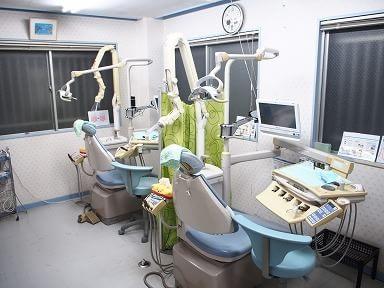 蕨駅 西口徒歩 13分 パーク歯科クリニックの院内写真4